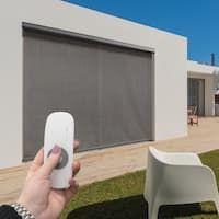 Buy Outdoor Window Treatments Online at Overstock | Our Best Outdoor Decor Deals
