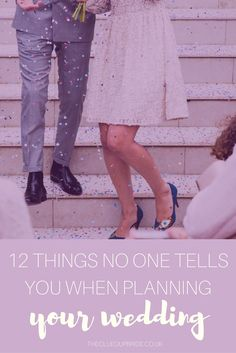 Wedding planning TRUTHS sure to give you a giggle!! Who's willing to confess to some (all) of these?