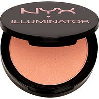 Nyx Cosmetics Illuminator Narcissistic this is a dupe for MAC M.S.F Soft and gentle. I can't wear MAC face products because they make me breakout, but maybe I will try this one. It's also way cheaper.