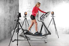 Estudio Biomecánica - Life Fitness