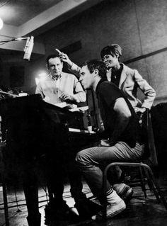Hal David, Burt Bacharach and  Dionne Warwick - The Dream Team