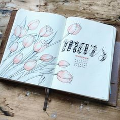 """20 Likes, 2 Comments - Kelly (@theromanticpumpkin) on Instagram: """"A day late posting, but let's get this lucky month started! #bulletjournaljunkies…"""""""