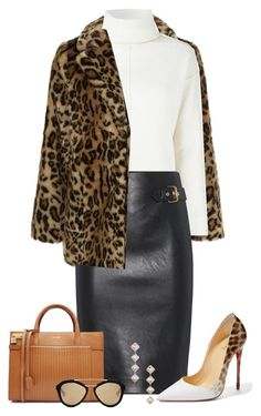 Untitled #3164 by elia72 on Polyvore featuring polyvore, fashion, style, Paul Smith, New Look, Moschino, Christian Louboutin, Zadig & Voltaire, John Hardy and clothing #elia72