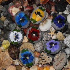 Как оживить камни