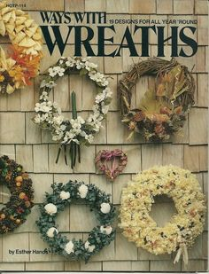 Ways With Wreaths Hot Off The Press 114 Esther Hands Cnc Plasma Cutter, Christmas Crafts, Merry Christmas, Hobby Cnc, Wonderful Time, The Ordinary, Floral Wreath, Wreaths, Hot