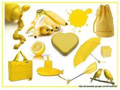 Colores - Amarillo