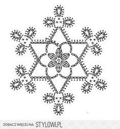hópehely minta
