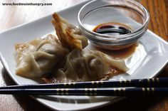 Potstickers, way easier then you think!