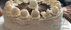 Recept Vynikající borůvkový dort s mascarpone krémem Tiramisu, Ethnic Recipes, Food, Mascarpone, Essen, Meals, Tiramisu Cake, Yemek, Eten