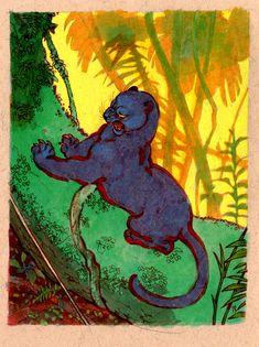 skbk panther by luve.deviantart.com on @deviantART