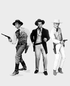 Maverick Tv, Hugh O'brian, Brian James, Old Western Movies, Jack Kelly, John Russell, Western Comics, Tv Westerns, War Comics