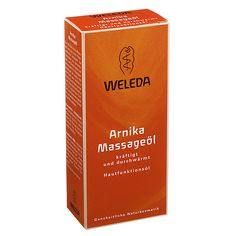 Weleda Arnika Massageöl, 200 ml | PZN: 357995 | HERSTELLER: WELEDA AG | • Hautfunktionsöl • Kräftigt und durchwärmt >> http://www.juvalis.de/357995/weleda-arnika-massageoel << #Apotheke #Massage