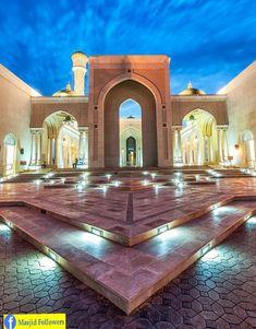 Masjid in Oman