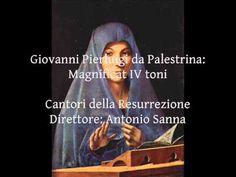 Giovanni Pierluigi da Palestrina: Magnificat IV Toni