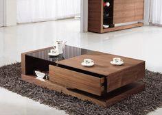 Mesa de Centro Licorera | muebles | Pinterest | Center table, Coffee ...