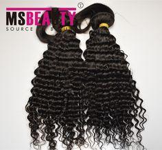 #No glue No braid virgin human hair#Msbeauty Hair