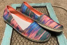 SANUK Womens Natal Slip On Sandal Shoes Sz 11 S/N SFW11056 Loafer Southwest    eBay