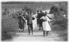 Marriage Customs: Folklore from Co. Donegal