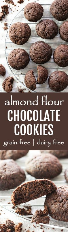 These almond flour c