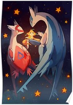 Want to discover art related to pokemon? Check out inspiring examples of pokemon artwork on DeviantArt, and get inspired by our community of talented artists. Pikachu, Pokemon Go, Pokemon Zelda, Latios Pokemon, Latios And Latias, Anime Pokemon, Pokemon Pins, Pokemon Fan Art, Pokemon Fusion