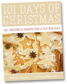 101 Days of Christmas eBook | Christmas Your Way:    101+ Recipes & Crafts for a DIY Christmas