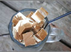 Root Beer Float Fudge Recipe | Just A Pinch Recipes