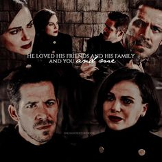 Regina et Robin