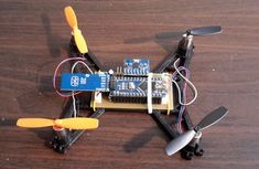 Arduino Nano Quadcopter - Ардуино (ONGOING Project, currently need to solder the circuit)This is Arduino based, printed micro Quadcopter project for mm diameter DC motors. Arduino Quadcopter, Arduino Robot Arm, Arduino Radio, Esp8266 Arduino, Arduino Programming, Arduino Stepper, Arduino Bluetooth, Arduino Sensors, Computer Science