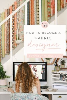 Always dreamed of being a fabric designer? Let Bonnie Christine teach you how to become a successful licensing artist. We'll start with the basics and quickly progress to the most detailed information and skills you'll need in order to make your dream a reality.