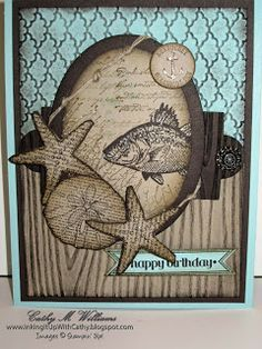 Stampin' Up By The Tide - Google Search