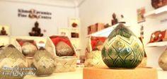 Khmer Ceramics Lotus Box Pottery Ideas, Box Design, Ceramic Art, Lotus, Centre, Ceramics, Fine Art, Cambodia, Ceramica