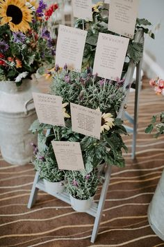Potted plant seating chart Photo: @siobhanamyphoto Ronald Joyce, Plant Table, Seating Charts, Table Plans, Potted Plants, Garden Wedding, Bridal Gowns, Wedding Cakes, Paper Crafts