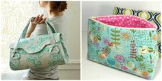 Your Purse Pattern Tutorial: 77+ Free Bag Sewing Patterns | Get ready for the new year by treating yourself to a brand new bag!