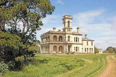 """Mintaro"" - 1880s Romsey mansion."