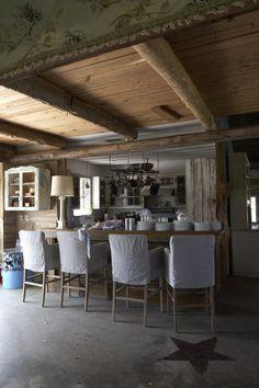 Rachel Ashwell's The Prairie hotel in Texas via designtripper