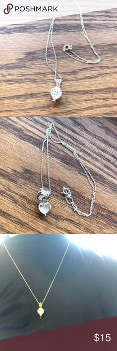 ✨Silver 🙏🏼 Prayer Box Necklace! Cute silver prayer box necklace!! Pendant with silver chain. Adorable for children, stylish for adults! 😍 Jewelry Necklaces