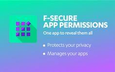 F-Secure App Permissions - screenshot thumbnail