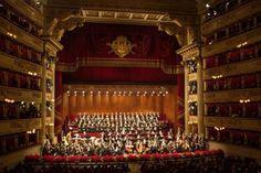L'opera lirica cresce, Italia quarta nel mondo per allestimenti