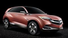 2017 Acura CDX   High Resolution Picture