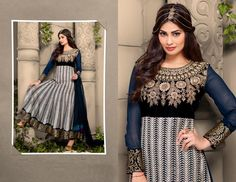 Wholesale anarkali salwar kameez will provide you fabulous look with gorgeous embroidery work on neckline and design. Online shopping portals for clothing products like saree, salwar suits, party wear sarees, anarkali salwar suits at the best prices. www.addsharesale.com