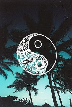 Yin and Yang/ wallpaper / Samsung/ galaxy/ phone wallpaper /