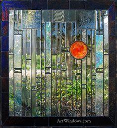 Art Glass by Rick Streitfeld.