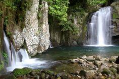 Vera Water Falls, Albay, Philippines