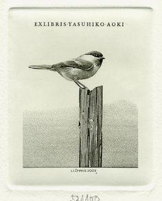 Ex libris by Lembit Lohmus