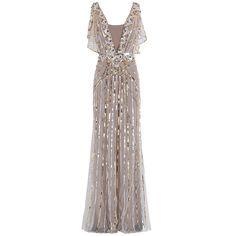 2016 Women Party Gold Sequin Beaded Luxury Long Great Gatsby Dress Saree Gala Jurken Abaya Formal Crystal Evening Gown dresses