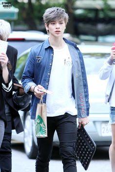 Sungjae from BTOB (KOREAN BOY GROUP) boy fashion