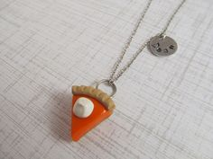 SUPERNATURAL Dean's Pie Necklace dying! omg dying! omg want soooo dying!