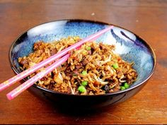 Make and share this Chinese Fried Rice recipe from Food.com. used crab meat.  James and Elliot loved it!
