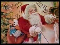Ilustração Tradicional de Papai Noel - Santa Claus
