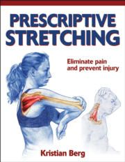 Prescriptive Stretching shows you how to quickly assess your pain and identify the stretches to reduce discomfort. Specifically, you'll find recommendations for these common ailments:   Headache, back pain, neck stiffness, shoulder soreness, golfer's elbow, tennis elbow, runner's knee.
